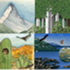 Gallery of Full-sized, Full Color Art for Licensing BIOMES